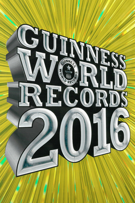 Guinness world records 2016 article