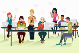 Collaborative workspace article