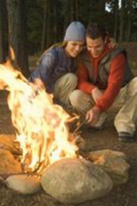 Romantic camping games article
