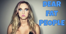 Dear fat people article
