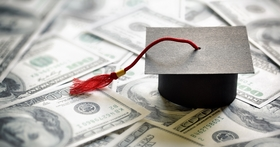 Shutterstock student loan article