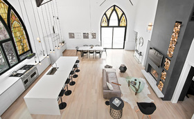 Church conversion linc thelen design and scrafano architects main article