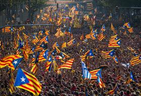 Catalonias bid for independence is uncovering a deep rift in the spains political and social fabric article