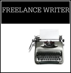 Freelance writer article