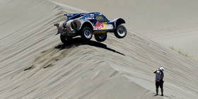 O dakar rally facebook article
