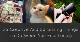 25 creative and surprising things to do article