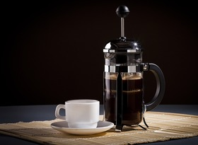 French press coffee article