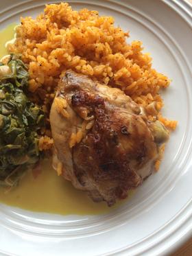 Guam chicken article
