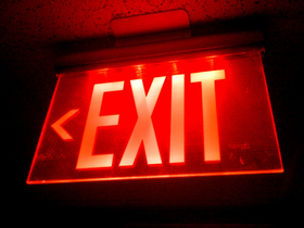 Exit article