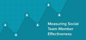 Measuring social team member effectiveness 1 article