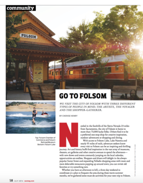 Sacmag go to folsom july 2014 article