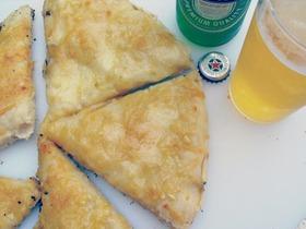 Honey garlic pizza taste of arkansas article