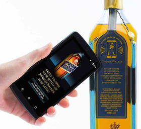 Johnny walker iot from evrythng article