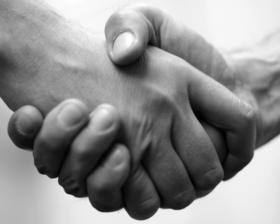 Handshake article