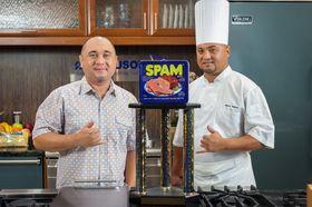 Lanai and chef adam tabura article
