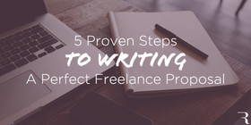 5 proven steps to writing a perfect freelance proposal 630x315 article