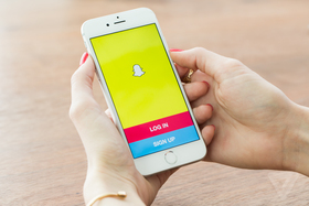Snapchat stock 0959.0 article