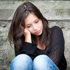 Teen depression signs symptoms article