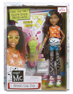 Project mc2 doll with experiment brydens glow stick 7 article