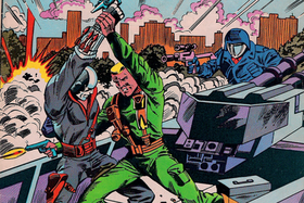 Gi joe a real american hero 16 article