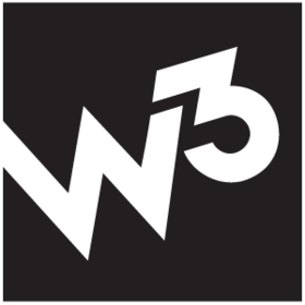 W3 black logo 01 article