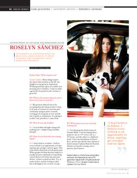 Roselyn sanchez   origin 25 article