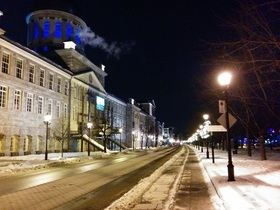 Montreal winter article
