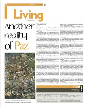 Paz pg1 article