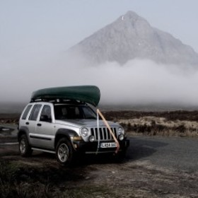 Car camping mountain fog background h article