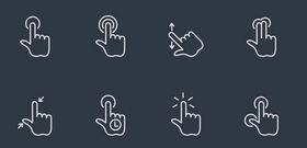 Gestures article
