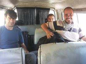 Foto de los periodistas espa%c3%b1oles desaparecidos en siria article