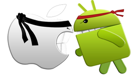 Ios vs android article