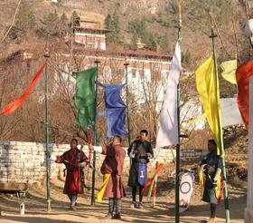Paro bhutan by fredric hamber article