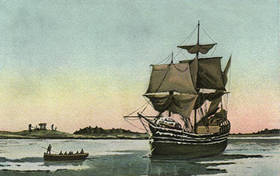 Mayflower ship 12 1620 article
