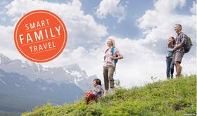 Smart family travel header article