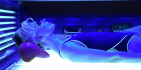 O tanning bed facebook article