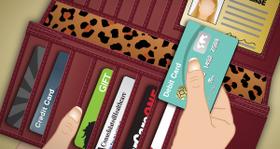 Dispute debit card wallet article