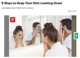 9 ways to keep your skin strong article