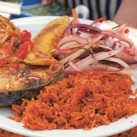 London african chef new article