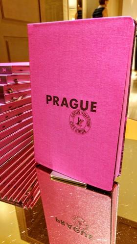 Prague guide book article