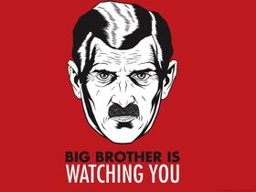 Big brother is watching you article