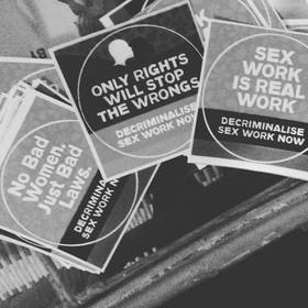 Sex work stickers article