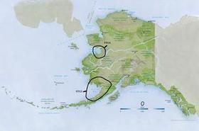 2alaska map with park names 0 thumbnail article