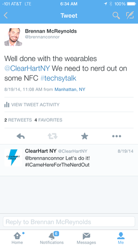 Brennan and clara intvw image of tweet article