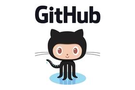 Github logo article