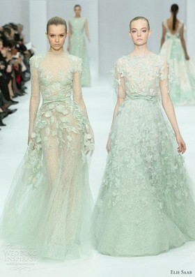 Elie saab spring 2012 couture article