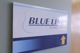 Blue line article