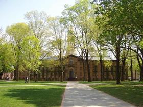 Princeton spring article