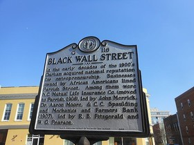 Black wall street article