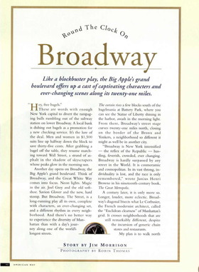 Broadway article